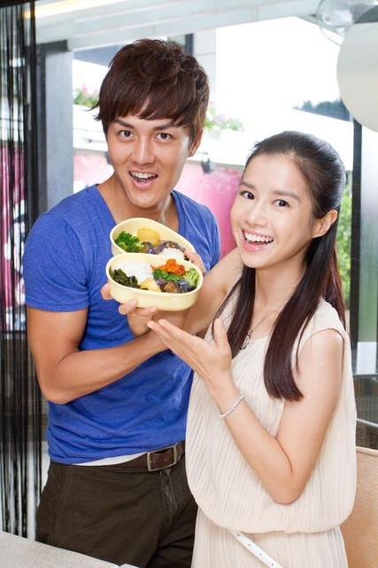 Keni Wu and Li Jia Ying During Qi Xi Festival