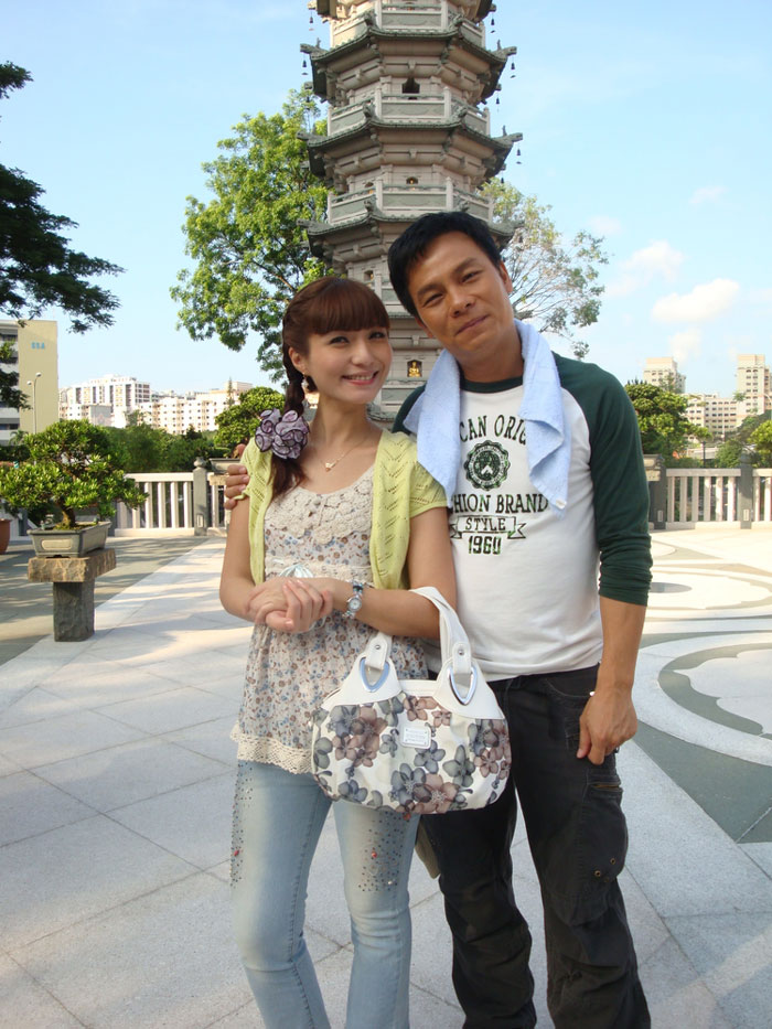 Vivian Lai and Douglas Kung