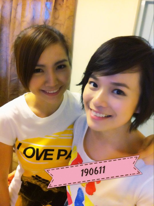 Sora Ma and Felicia Chin