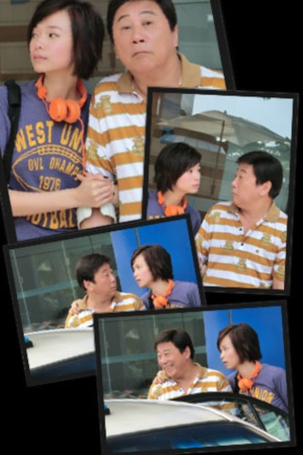 Behind the Scene for Felicia Chin