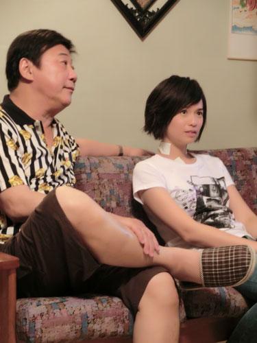 Xia Yu and Felicia Chin