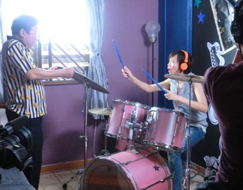 Felicia Chin Drum