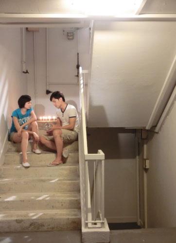 Felicia Chin and Shaun Chen Love Line