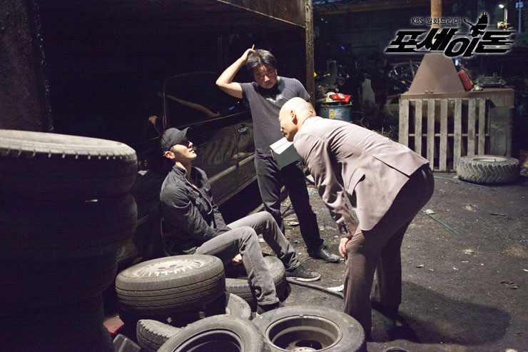 Choi Si Won Arrested Behind the Scene
