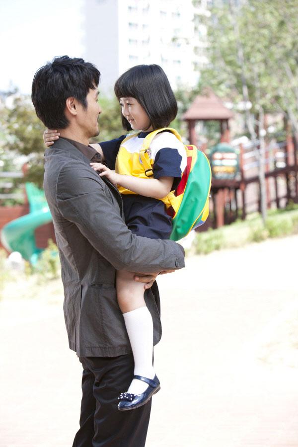 Kim Suh Yun and Lee Sung Jae