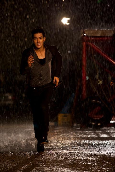 Choi Si Won in Rain