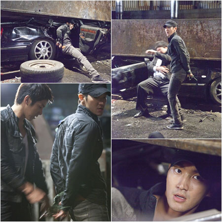 Choi Si Won and U-Know Yunho