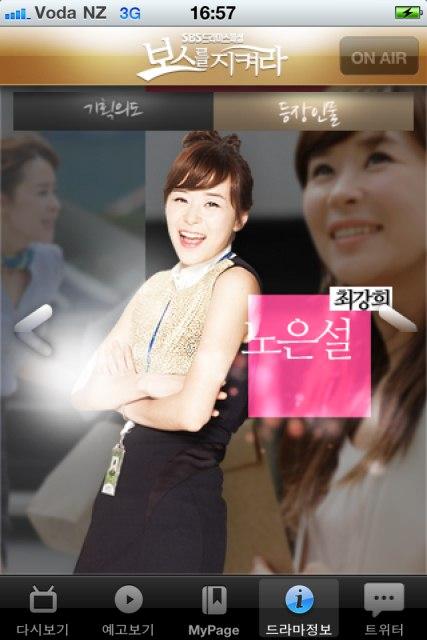 Choi Kang Hee Information