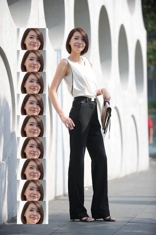 Wang Ji Hye Body Figure