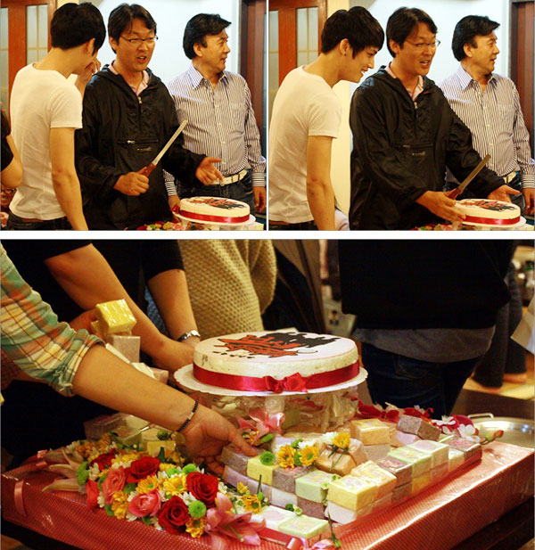 Protect the Boss Ending Party