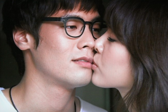The Musical Episode 2 - Ock Joo Hyun and Daniel Choi Kiss