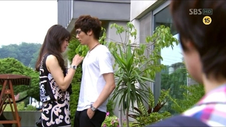 The Musical Episode 2 - Ock Joo Hyun and Daniel Choi Kiss