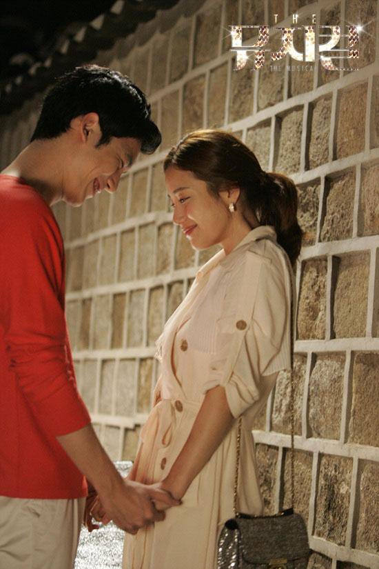 Hot Kiss of Park Ki Woong and Ki Eun Se
