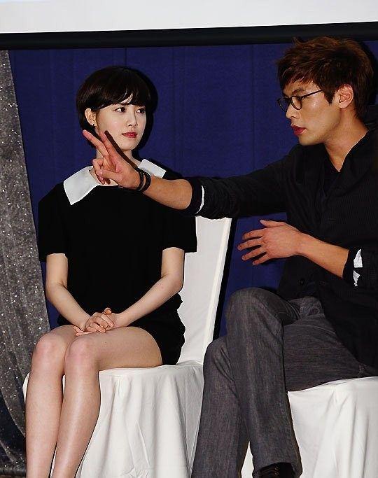 Goo Hye Sun and Daniel Choi