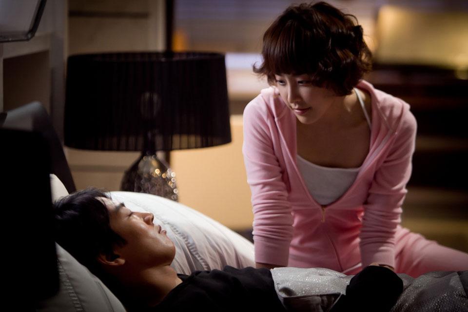 Kim Rae Won Kisses Jung Yu Mi After Soo Ae - Drama Haven