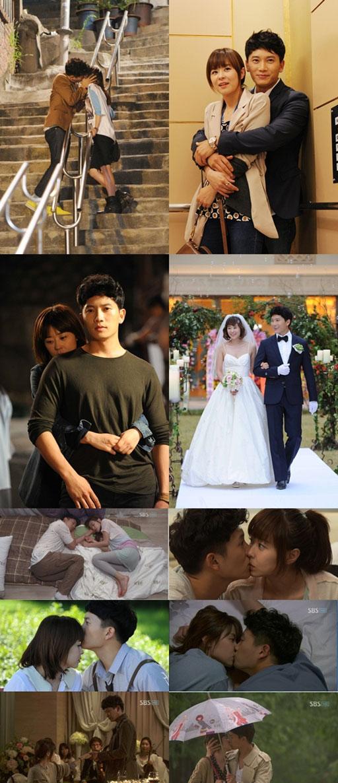 10 Love Styles of Ji Sung and Choi Kang Hee
