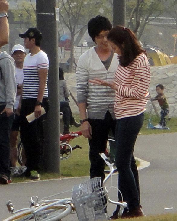 The Making - Uhm Ki Joon and Choi Ji Woo
