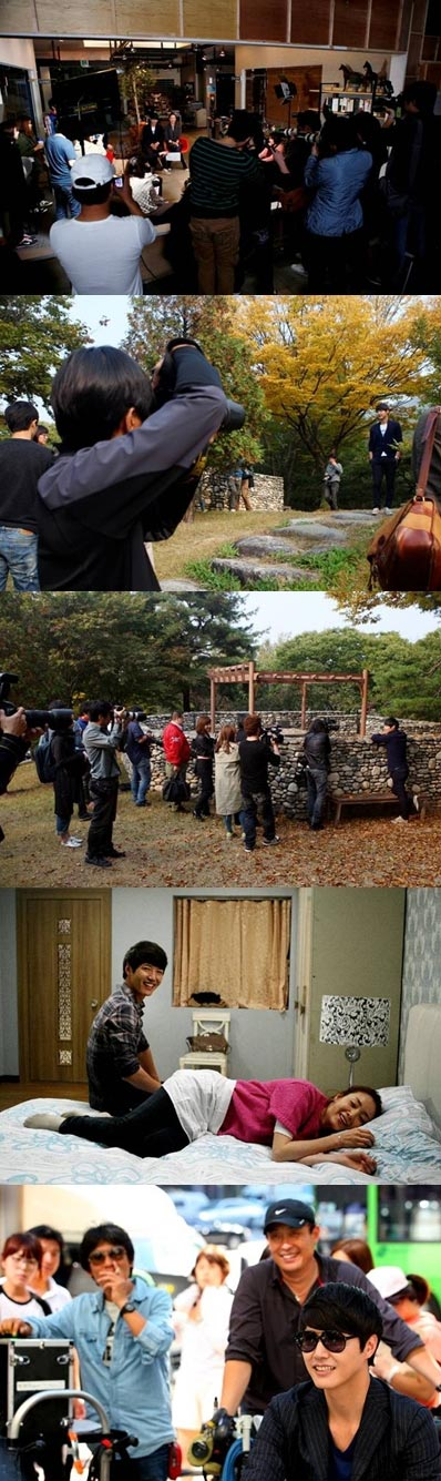 Japan Media Visits Can't Live with Losing's Yoon Sang Hyung and Choi Ji Woo
