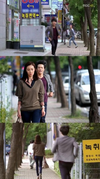 Yoon Sang Hyun Film When Injured