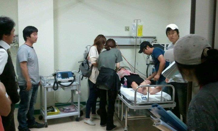 Behind the Scene at Cheonju Hospital