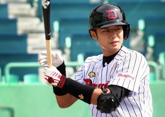 Chun Jung Myung as Kim Young Kwang Baseball Player