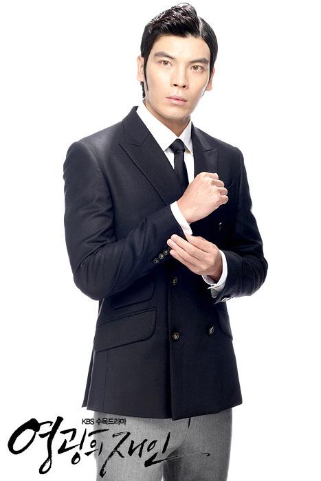 Kim Sung Oh (Joo Dae Sung)