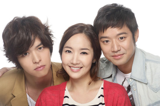 Main Lead Casts of Glory Jane