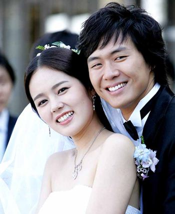 Ha Ga In And Yun Jung Hoon