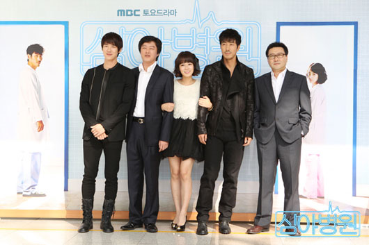 Casts of Late Night Hospital