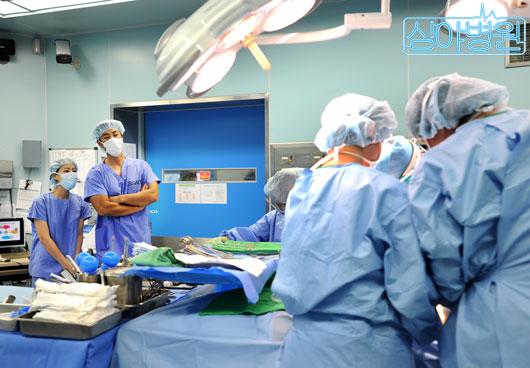 Hospital Visit