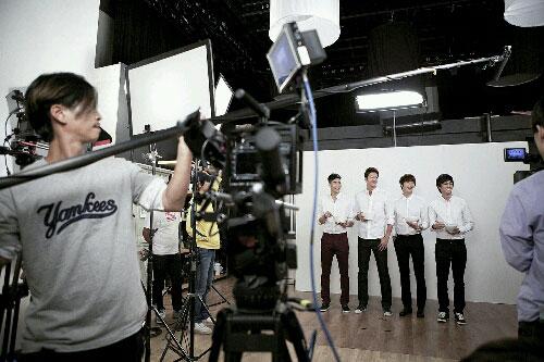 Trailer Filming