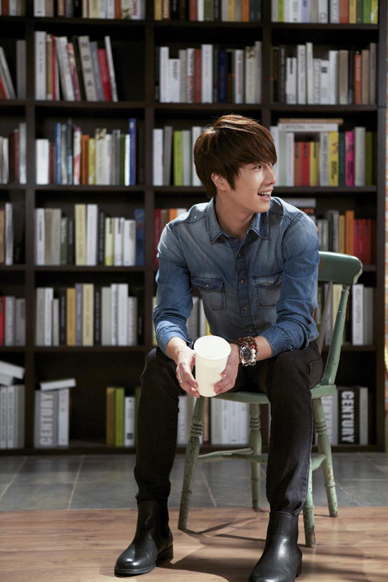 Jung Il Woo (Cha Chi Soo)