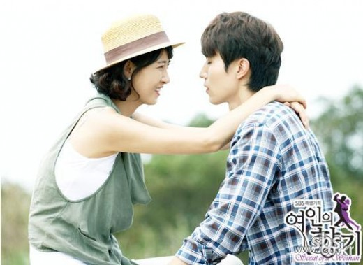 Kim Sun Ah and Lee Dong Wook
