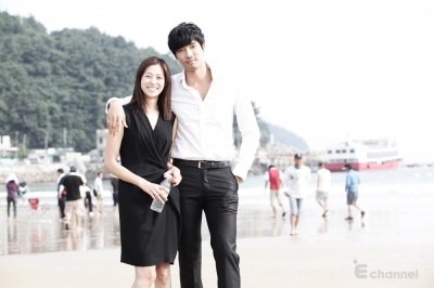 Jang Shin Young and Kang Ji Sub