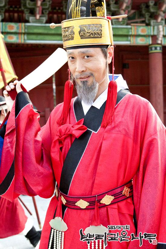 Ahn Seok Hwan (Lee Sin Juk)