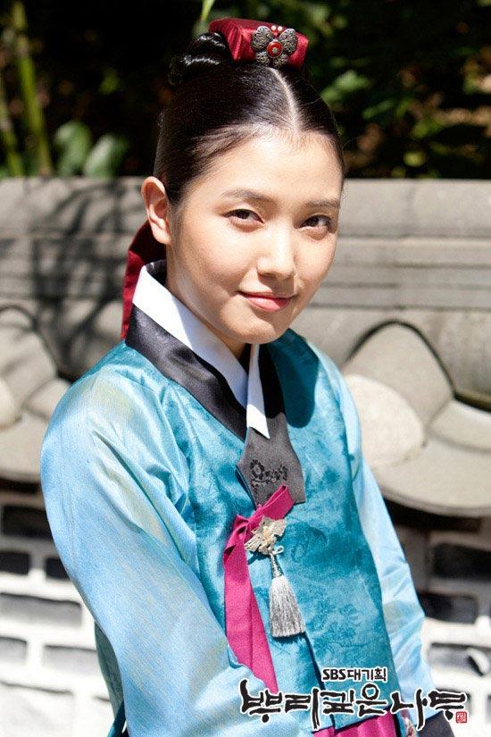 Shim So Heon (as Deok Geum)