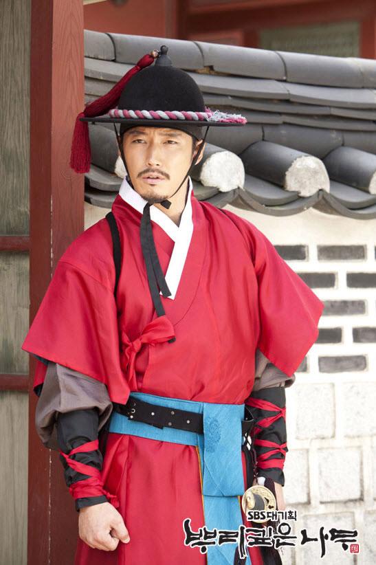 Jang Hyuk (as Kang Chae-yoon)