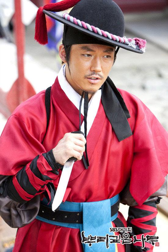 Jang Hyuk (Kang Chae Yoon)