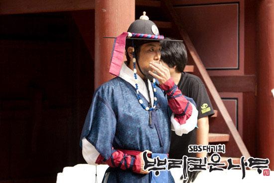 Jo Jin Woong (Mo Hyool)