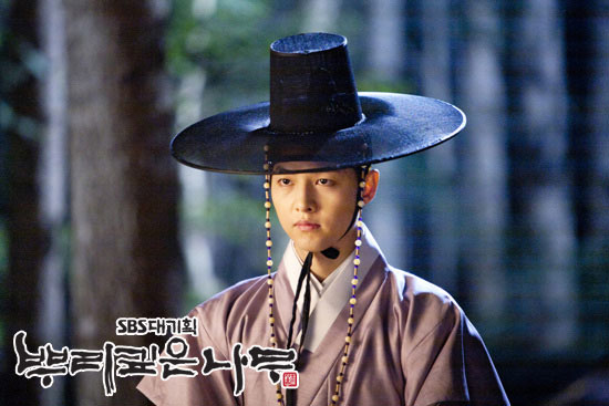 Song Joong Ki (Teenager Sejong)