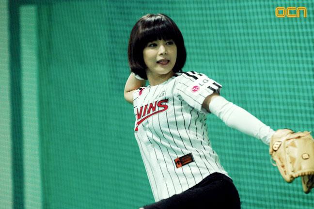Vampire Prosecutor Practices Baseball