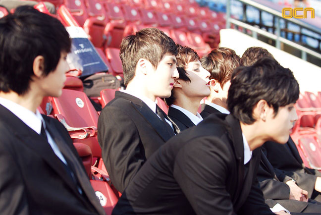 Vampire Prosecutor at Jamsil Baseball Stadium