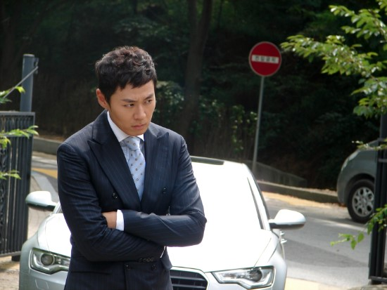 Vampire Prosecutor Behind the Scene