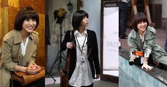 Lee Young Ah in Vampire Prosecutor