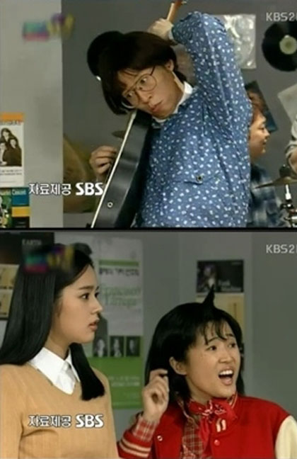 Yeo Jae Suk and Han Ga In