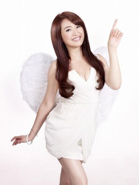 Ariel Lin as Angel