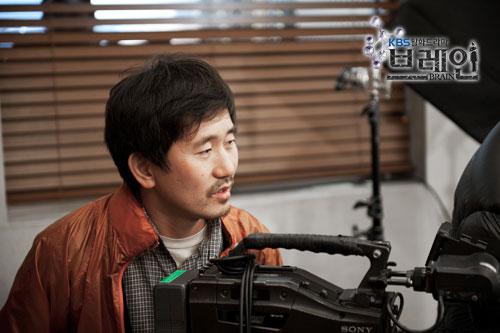 Behind the Scene of Brain Korean Drama