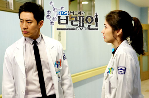 Yoon Ji Hye (played by Choi Jung Won)
