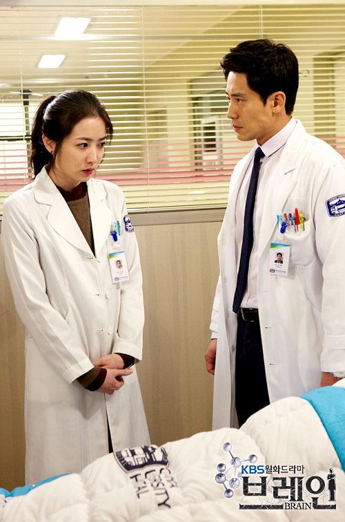 Yoon Ji Hye (acted by Choi Jung Won)