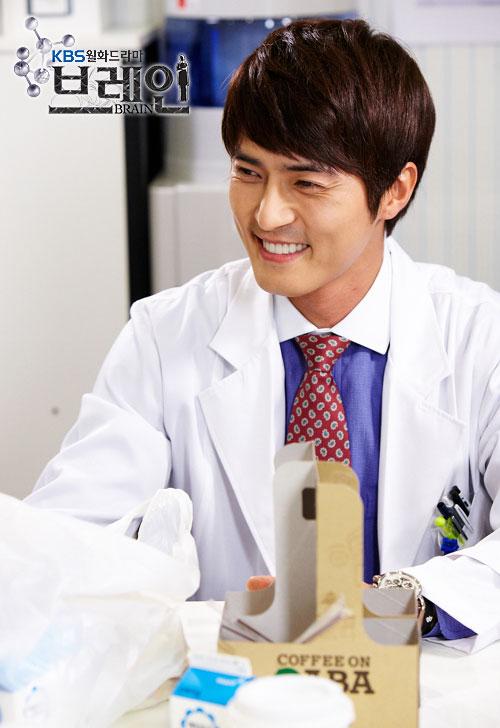 Seo Joon Suk (played by Jo Dong Hyuk)